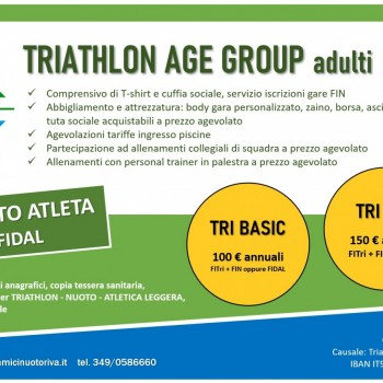 Triathlon Age Group 2021